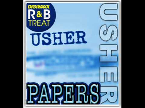 papers by usher