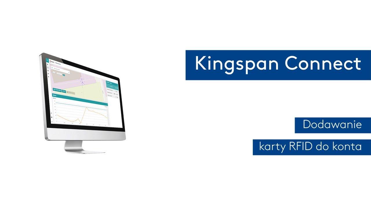 Download Jak dodać kartę RFID do konta? Kingspan Connect FAQ