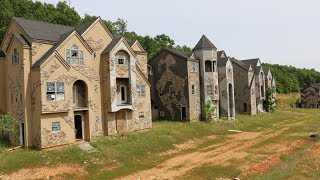 UE - Whole Subdivision of Abandoned McMansions