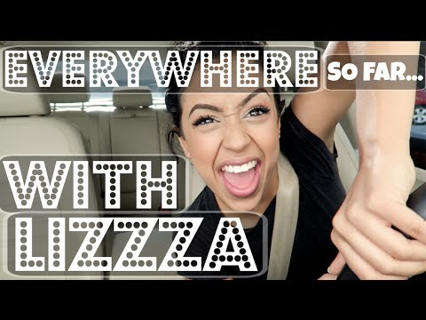 Thumbnail: 1 MILLION?! EVERYWHERE WITH LIZZZA!! | Lizzza
