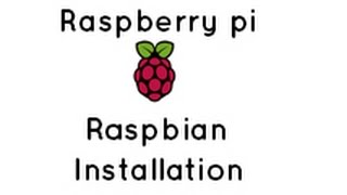 Raspberry Pi - How to Install Raspbian OS in SD card
