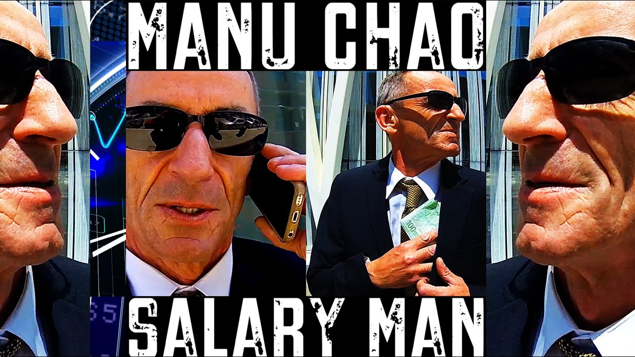 Manu Chao: SALARY MAN
