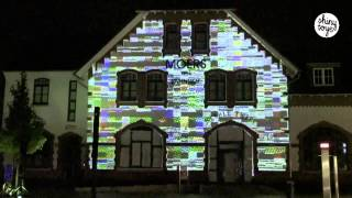 FŲR - Justus // audio visual projection mapping by Yochee