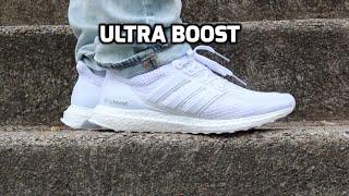 adidas white ultra boost 1 0 vs 2 0