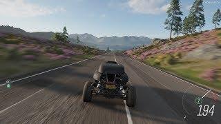 Forza Horizon 4 - 2012 Hot Wheels Rip Rod Gameplay [4K]