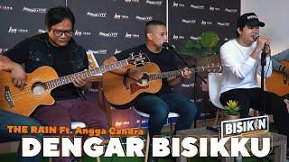 Dengar Bisikku - The Rain Feat Angga Candra (KOLABORASI)