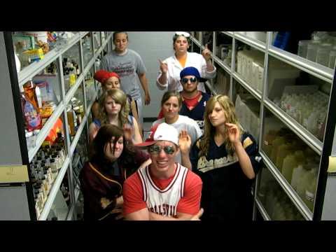"""In Da Lab"" - Chemistry Rap - Official Music Video"