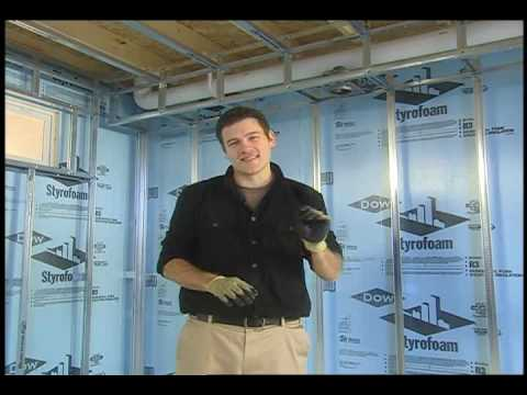 Framing Soffits With Quikstix Youtube