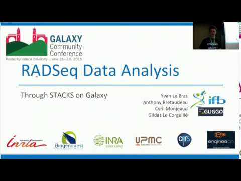 RADseq Data Analysis Through STACKS on Galaxy, 20160627