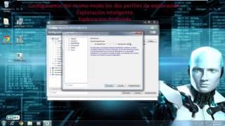 La mejor configuración de ESET NOD32 Antivirus 8.0.x(Con este video tutorial podrás configurar ESET NOD32 Antivrus con la configuración recomendada y que te brindara la máxima protección contra malware ..., 2015-10-15T18:38:31.000Z)
