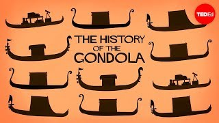 Corruption, Wealth And Beauty: The History Of The Venetian Gondola - Laura Morelli