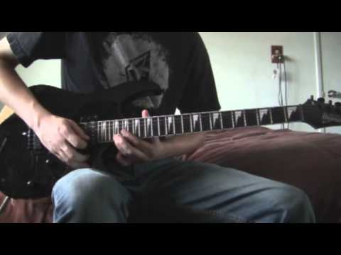 Guitar guitar cover with tabs : Dark On Me by Starset Guitar Cover with Tabs - YouTube