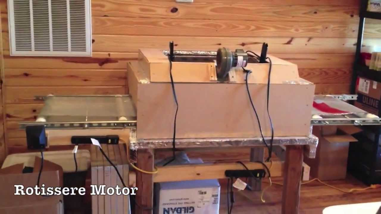 Conveyor Dryer - DIYConveyorDryer.com - YouTube