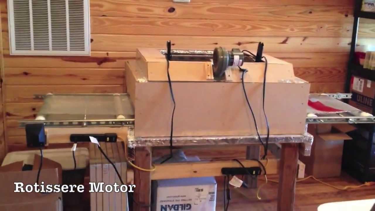 Conveyor Dryer - DIYConveyorDryer com