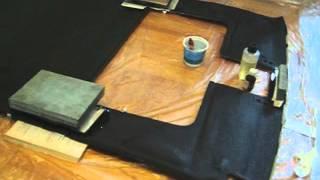 перетяжка потолка на passat b3(, 2012-03-14T13:12:37.000Z)