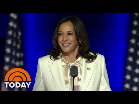 What Will Kamala Harris's Role Be In The New Administration? | TODAY