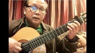 Tình Ca (Phạm Duy) - Guitar Cover by Hoàng Bảo Tuấn