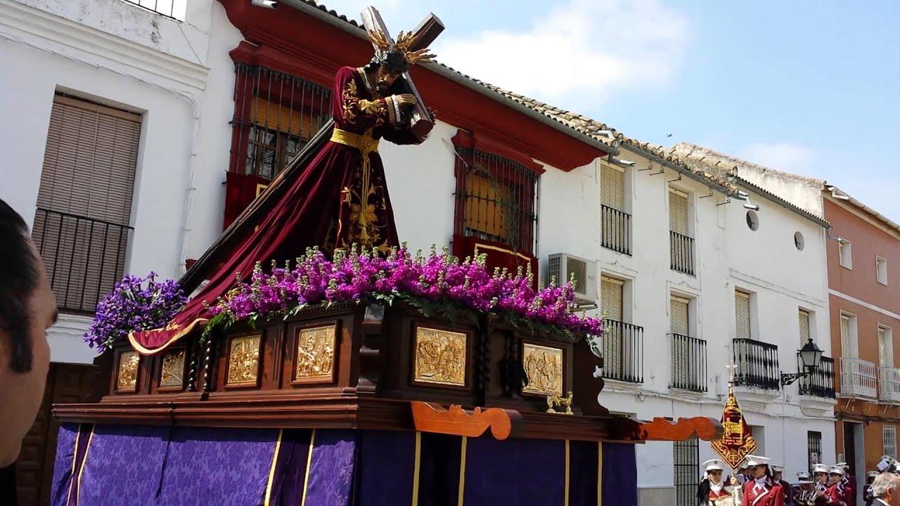 Semana Santa 2014 Nazareno De San Sebastian De Los Ballesteros 2