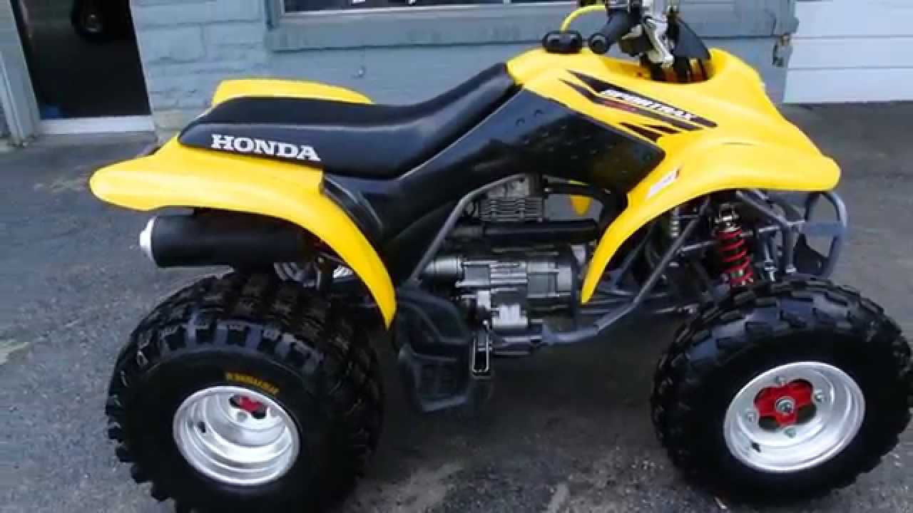 honda cbf 250 how to know which year