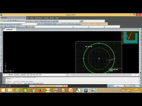 learning Layers  making with nanocad |line types| cad | commands | array  | 4youelectrical