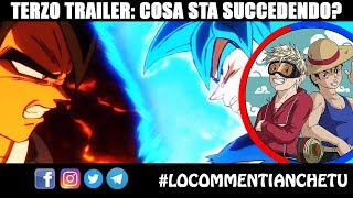 Dragon Ball Super Broly Trailer 3: SEMPRE PIU' HYPE! Whis Vs Broly? Vegeta SSJGOD! - Fandom