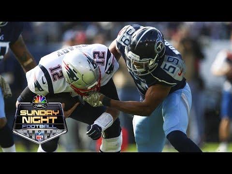 NFL Week 10 Recap: Titans pick off Patriots, Saints make a statement I NBC Sports