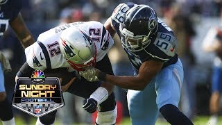 NFL Week 10 Recap: Titans pick off Patriots, Saints make a statement I NBC Sports