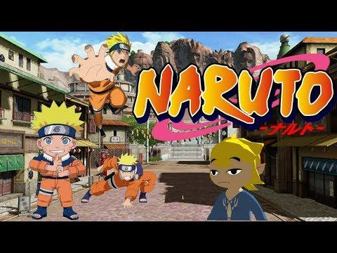 Naruto: Gekitou Ninja