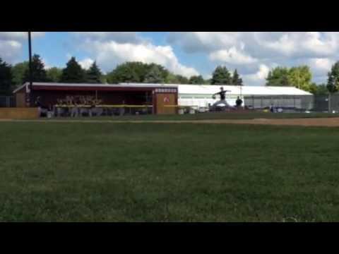 Chandler Banic IN Landsharks vs Chicago White Sox