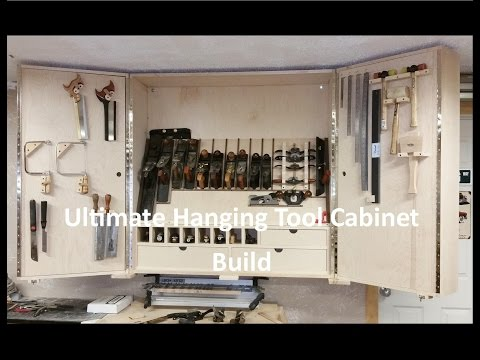 Ultimate Hanging Tool Cabinet Pt.1