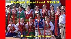 Polish Festival 2019 at Our Lady of Czestochowa Parish - Phoenix, Arizona