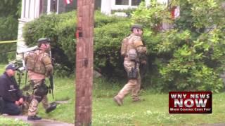 Man In Custody After Baker Street Standoff