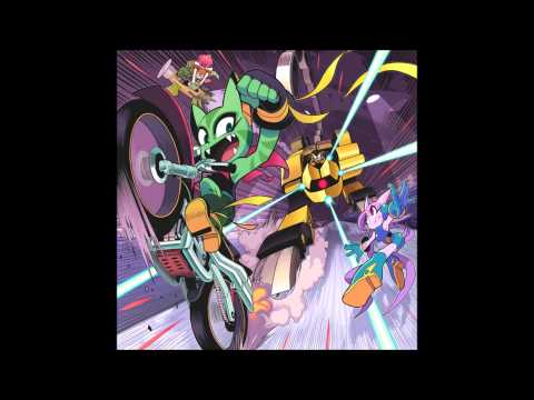 Freedom Planet Official Soundtrack 33 It's Brevon Time Lord Brevon 2