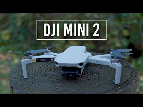 DJI Announces Mini 2 Drone; More Info at B&H