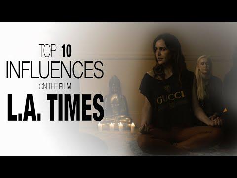 Top 10 Influences on the Sundance Film LA Times
