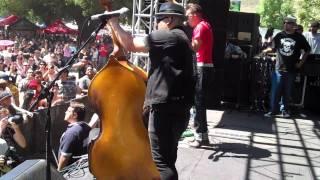 Three Bad Jacks- Crazy in the Head at the Hootenanny 2011