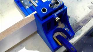 Kreg Jig How To
