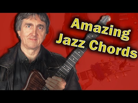 Allan Holdsworth Modal chords - You can add new textures to your comping