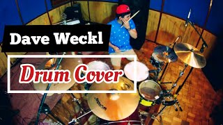 DAVE WECKL - SPUR OF THE MOMENT (DRUM COVER)