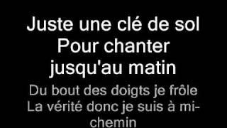 Zaho Feat. Tunisiano - La roue tourne (Lyrics)