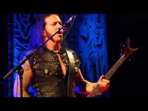 Morbid Angel - Rapture - Live Paris 2014