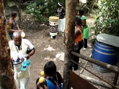Great  African tribal music with percussion and vocals