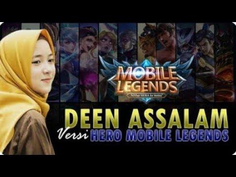 VIRAL!!! Denassalam Versi Mobile Legends 2018