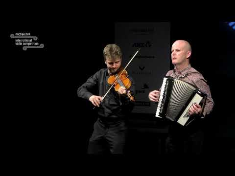 """MHIVC 2019 Round 1: Matthias Well (""""I've met you & Mama"""" a Russian folk song)"""