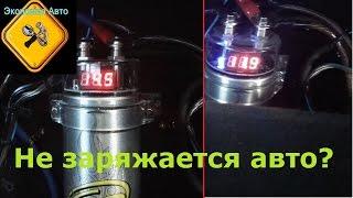 Проблема с генератором. горит лампочка аккумулятора. хендай солярис. ремонт щеток и подшипников