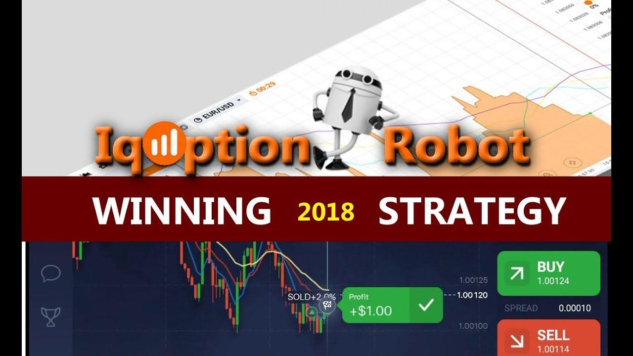 Trading online iq option
