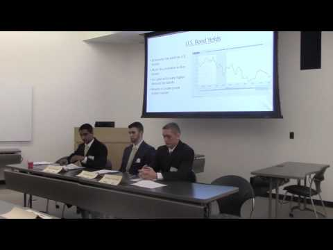 Middlesex Community College Boston Fed Challenge 2015