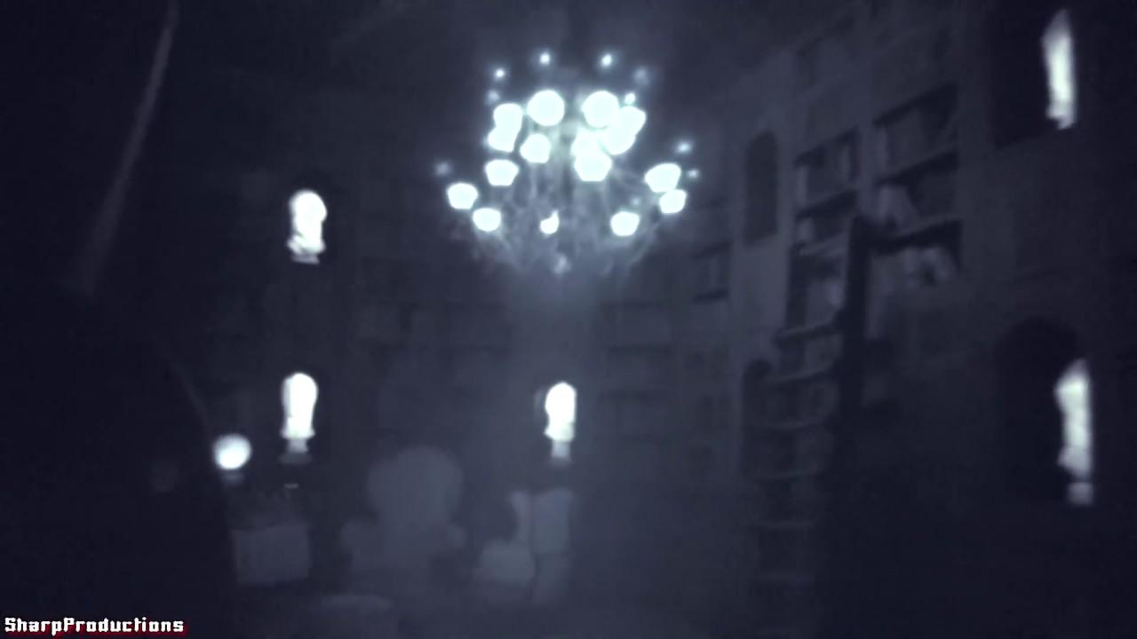 Haunted Mansion (On-Ride Night) Disney World's Magic Kingdom - YouTube