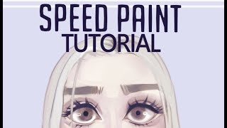 Poppy Speedpaint - Apselene Tutorials + Brush Settings