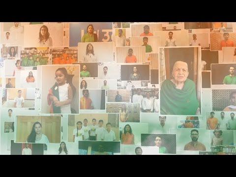Project #JanaGanaMana: The Final Rendition